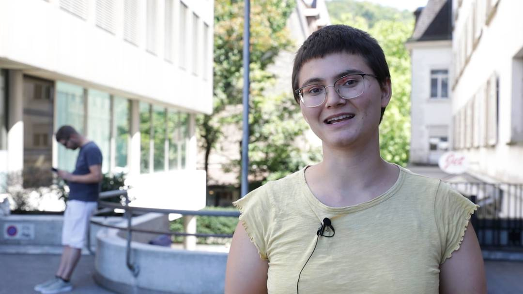 Überraschende Spitzenkandidatin (21) der Grünen: «Ich bringe einen Mehrwert in den Grossen Rat»