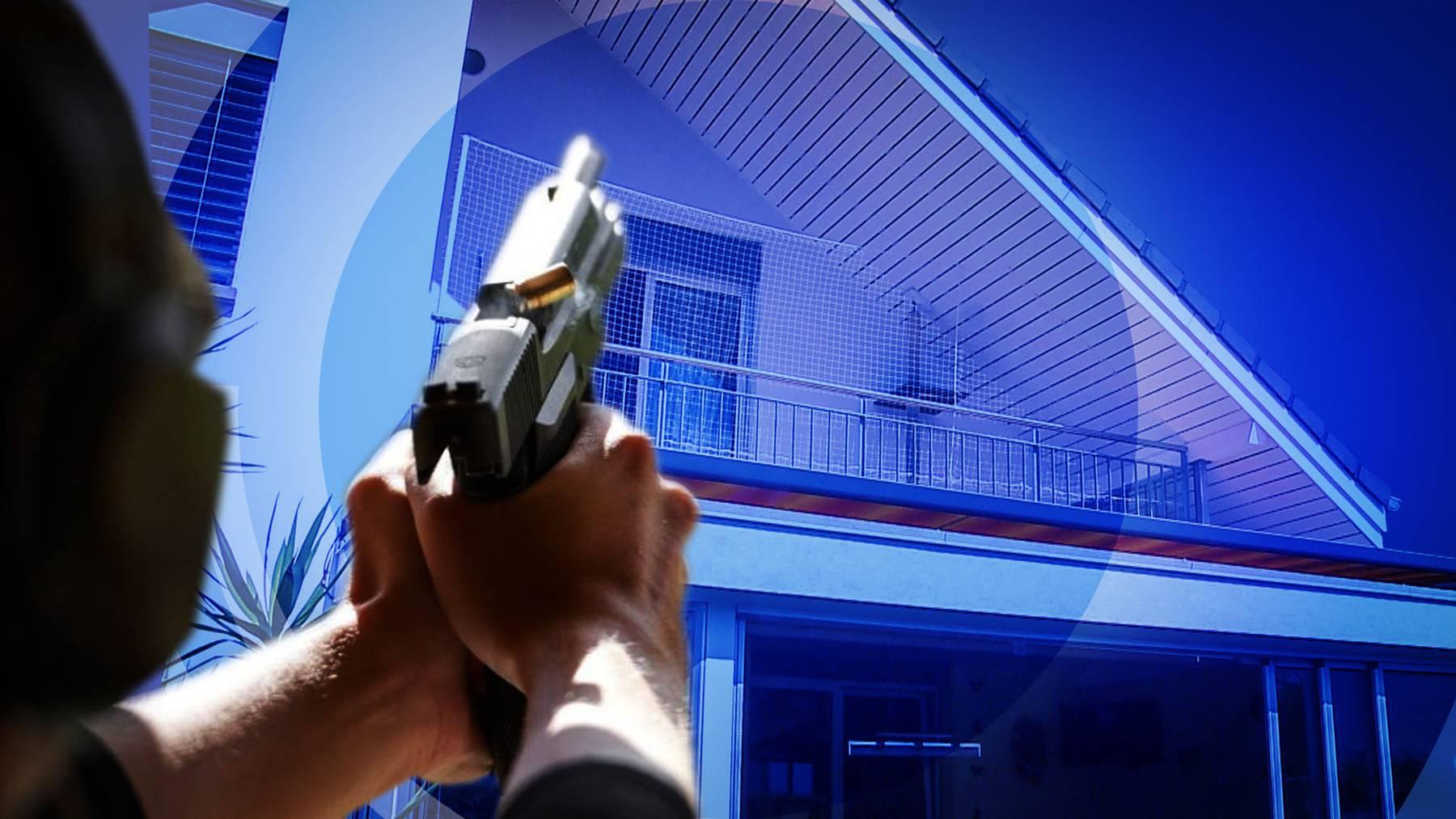 Schussabgabe auf ein Haus in Zetzwil ist geklärt