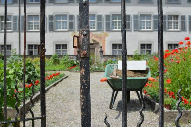 Für die Pflege ihrer prächtigen Gartenanlagen wurde die Schwesternschaft schon mehrfach ausgezeichnet.