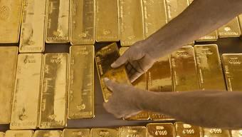 China investiert seinen weltwirtschaftlichen Erfolg auch massiv in Gold (Symbolbild).