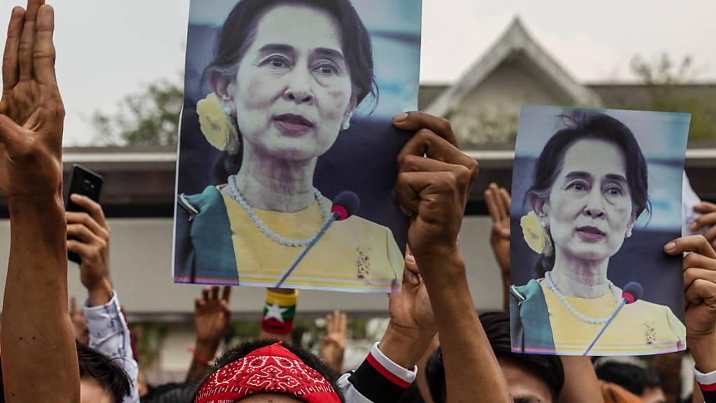 Anwalt: Gesundheitsprobleme bei Aung San Suu Kyi wegen Prozess