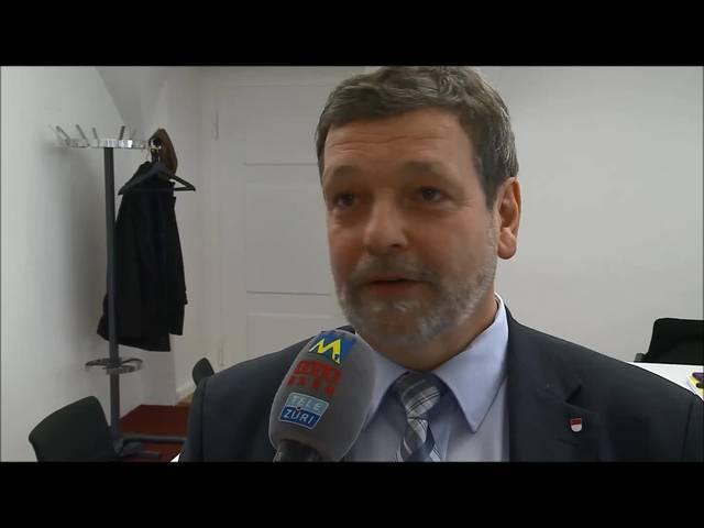 Finanzdirektor Roland Heim zum Milliardendefizit