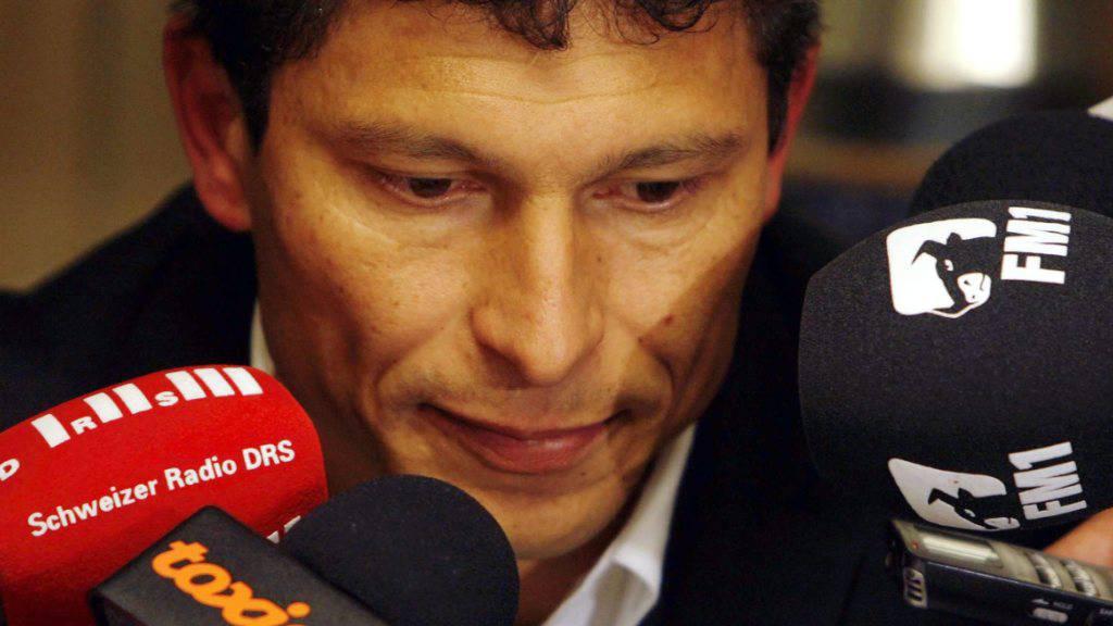 Rassismus-Eklat: Ex-FCSG-Trainer Balakov tritt zurück