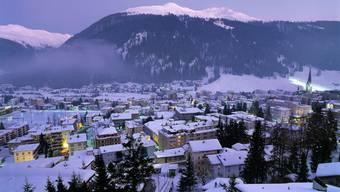 Wer in Davos eine Wohnung besitzt, kann während des WEF Kasse machen. Schon eine einfache Unterkunft kann mehrere tausend Franken pro Woche kosten.
