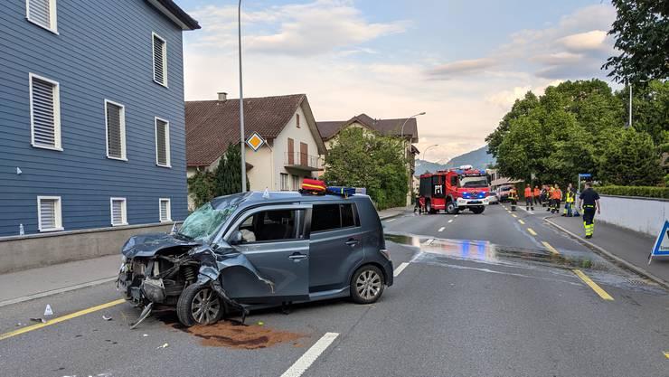 Bei Unfällen in bewohntem Gebiet gebe es oft Schwerverletzte, stellt die BFU fest.