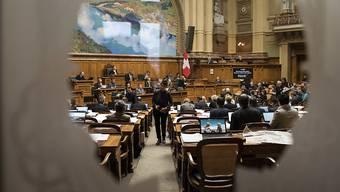 Das Parlament beschliesst eine Internetsperre für ausländische Glücksspiel-Anbieter.