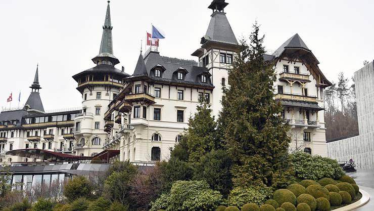 Die Zollkreisdirektion ist korrekt vorgegangen, als sie 2017 Kunstobjekte im Hotel Dolder in Zürich beschlagnahmte. (Archivbild)