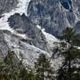 Über 70 Personen wurden wegen eines drohenden Gletschersturzes evakuiert.