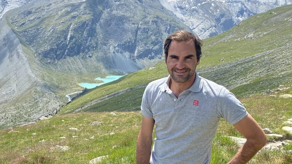 Roger Federer soll dem Tourismus aus der Patsche helfen