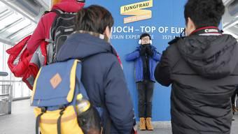 Die Schweiz als Reisedestination ist weiterhin beliebt: Im Mai übernachteten mehr Gäste in den Hotels als vor einem Jahr. (Archivbild)