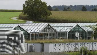 Die Forschungsstation des Institutes fuer Pflanzen-, Tier- und Agrarökosystem-Wissenschaften der ETH