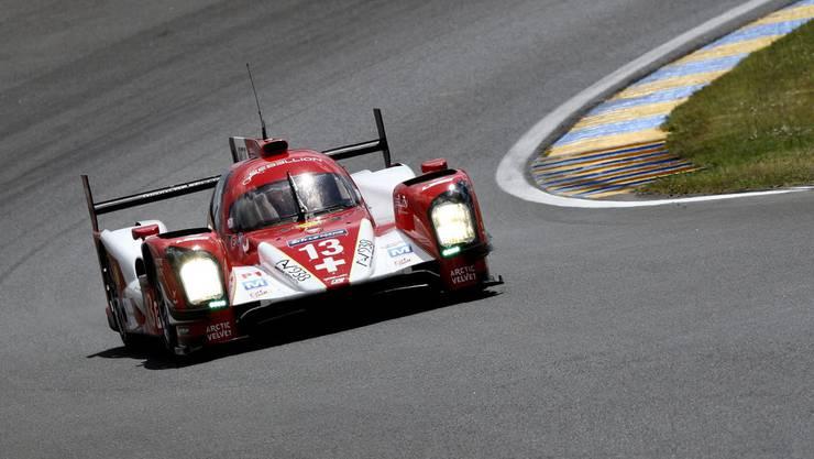 Fabio Leimer gewinnt das 6-Stunden-Rennen in Japan.