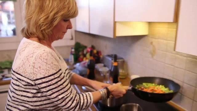 Heute kocht Sonja (55)