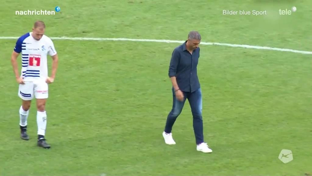 Fussball Servette - FC Luzern
