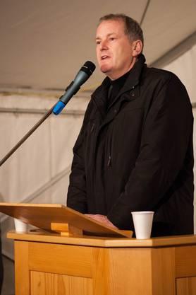 Stephan Attiger Regierungsrat und Noch-Stadtammann von Baden