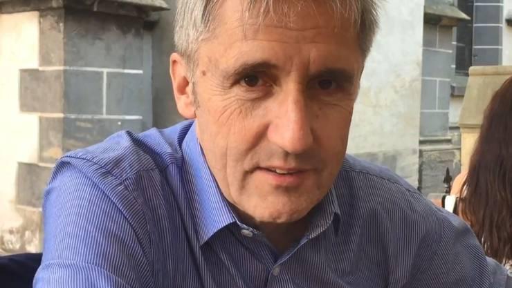 Theologe und Buchautor Frank Richter. (Bild: PD