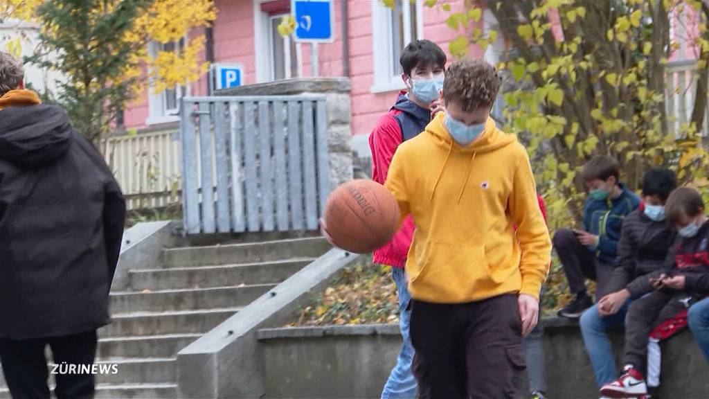 Kanton Zürich: Maskenpflicht für Sekundarschüler