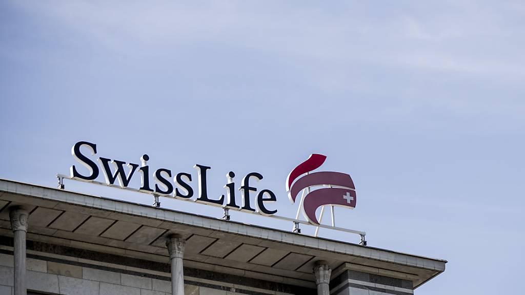 Der Versicherer Swiss Life hat im ersten Halbjahr deutlich mehr verdient: Der Reingewinn stieg um 15 Prozent auf 618 Millionen Franken. (Archivbild)