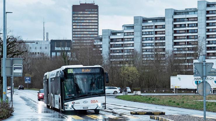 Der Bus fährt auch weiterhin häufiger in die Telli.