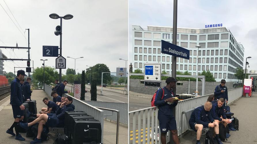 Der FC Zürich reist per Zug zum Lugano-Match.