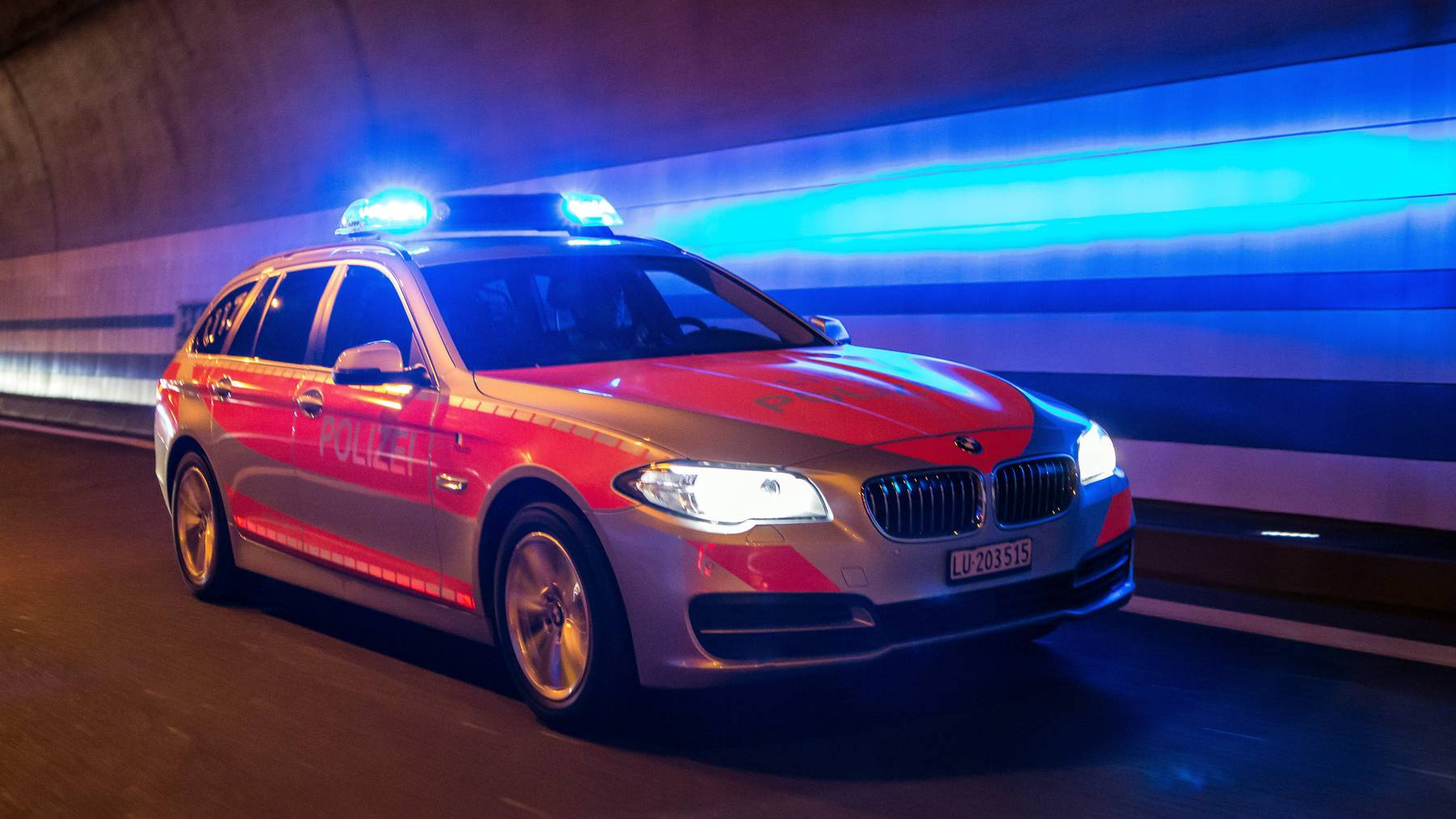 Gübelin-Überfall: Sechs Personen festgenommen
