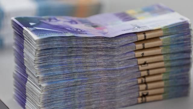 Unbekannte ergauern sich mit Trick mehrere hunderttausend Franken (Symbolbild).