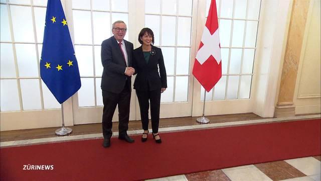 1,3 Mrd. Franken der EU als Verhandlungstrumpf zugesichert