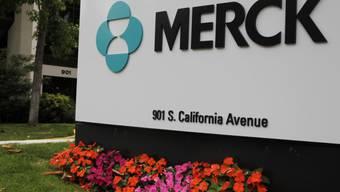 Merck-Sitz im kalifornischen Palo Alto