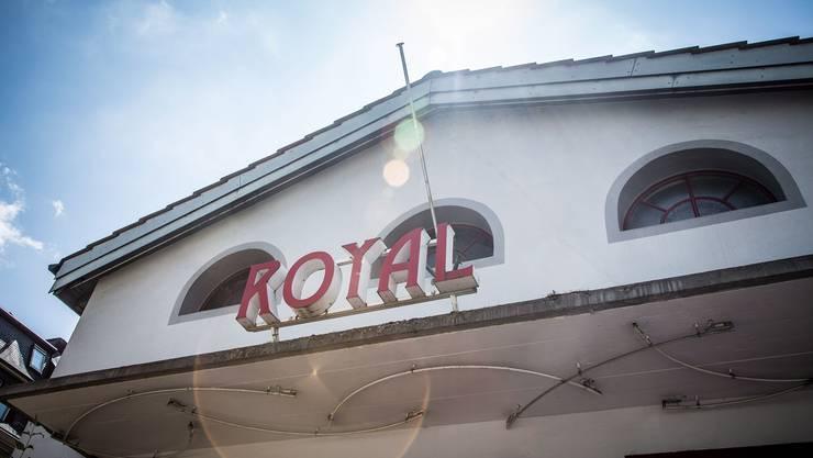 Das ehemalige Kino «Royal» gehört einer Immobilienfirma. (Archiv)