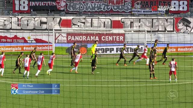 FC St.Gallen — FC Basel /  FC Thun — GC / FC Zürich — FC Lausanne-Sport