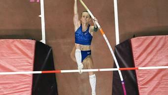 Anschelika Sidorowa gelang im WM-Final eine persönliche Bestleistung