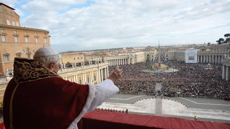 Der Vatikan beschafft sich für 4,5 Mio. Franken ein neues Fernsehsystem.