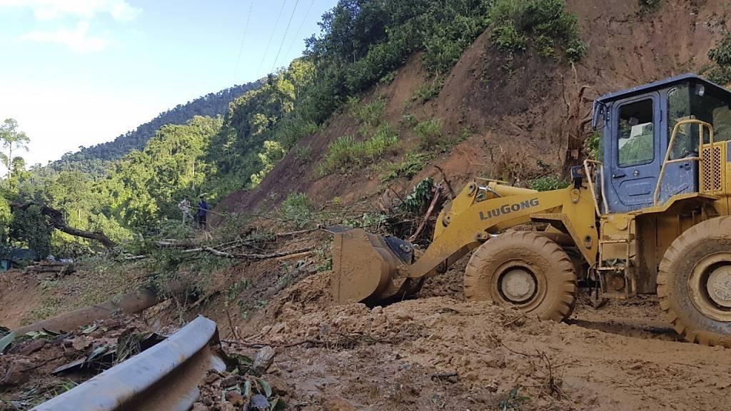 Mindestens 13 Tote und viele Vermisste nach Sturm «Molave»