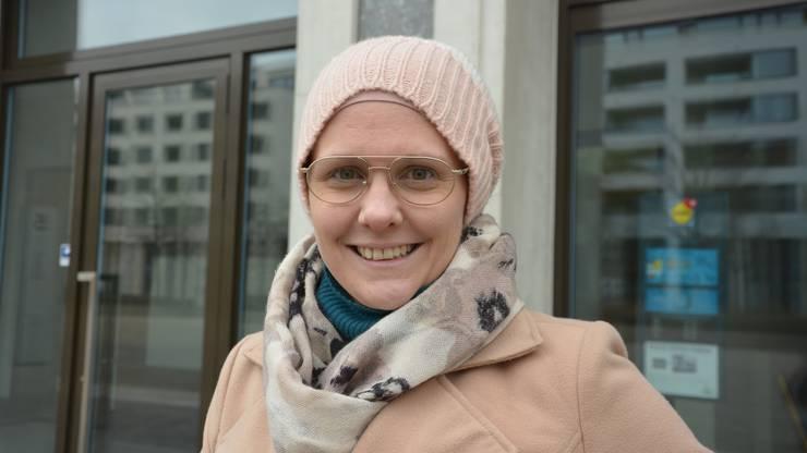 Franziska Rezahii (38), Geroldswil