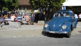 VW-Treffen an der Sichleten 2019 in Leuzigen
