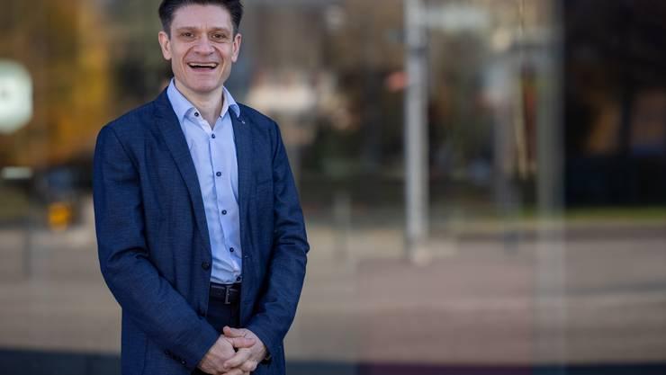 Kantonsratskandidat Matthias Suter