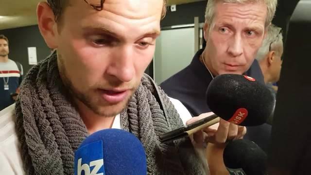 Fabian Frei: «Alex hat uns richtig heissgemacht»