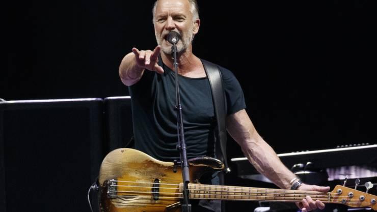 Der Musiker Sting hat sich erneut eine Luxuswohnung in New York gekauft, nachdem er unlängst seine Bleibe in der Metropole verkauft hatte. (Archivbild)