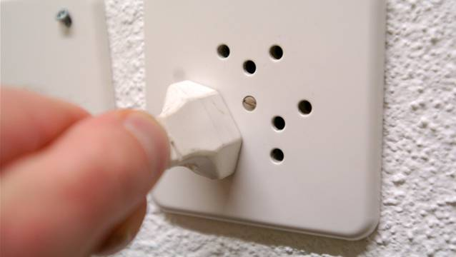 Unbeabsichtigte Kabelbeschädigungen verursachten die meisten Versorgungsunterbrüche. (Symbolbild)