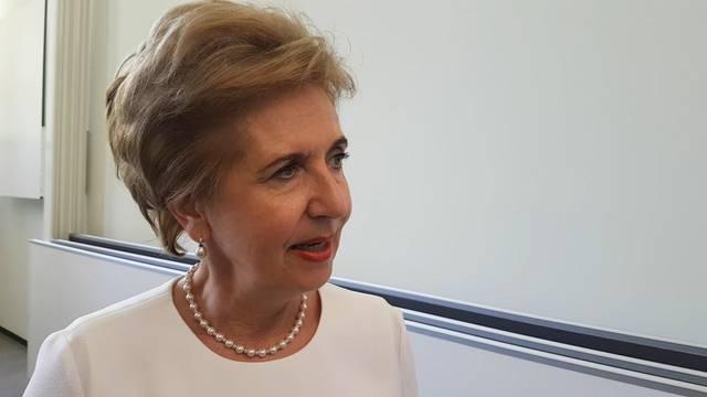Rektorin Andrea Schenker-Wicki  über alternative Finanzierungsmöglichkeiten, die Innovationsinitiative und die Rollen der Uni und der Kantone