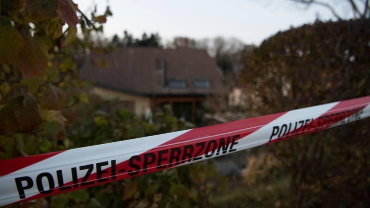In Riggisberg (BE) soll ein Mann sich und seien Ehefrau getötet haben. (Symbolbild)