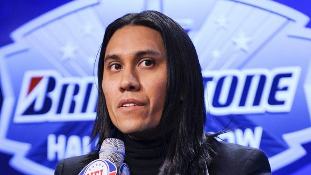 Jaime Luis Gomez alias Taboo, Rapper der Black Eyed Peas, macht keinen Hehl aus seiner Krebserkrankung. (Archivbild)