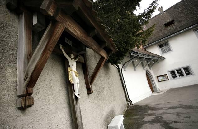 Im Kloster lebt eine Schwesterngemeinschaft, die 1609 gegründet wurde.