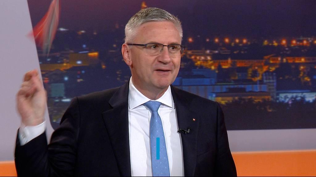 Das sagen Aargauer Politiker vor Bundesrats-Sitzung