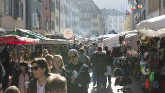 Jahrmarkt in Baden