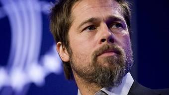Brad Pitt steht unter einem schlimmen Verdacht. (Archiv)