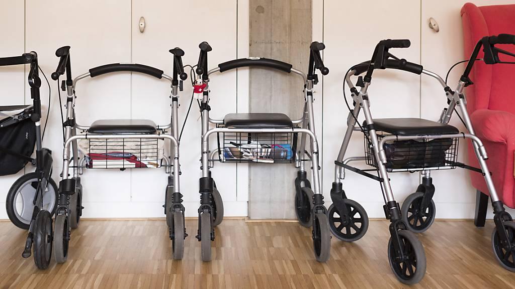 Pflegeheime der Stadt Luzern erwirtschaften 2019 Gewinn