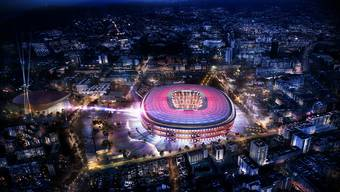FC Barcelona: Das neue Camp-Nou-Stadion