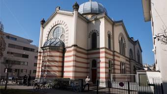 Die Basler Synagoge wurde als Konzertsaal gebraucht. (Archivbild)