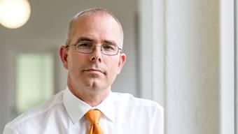 Markus Blocher ist Chef, Präsident und Mehrheitsaktionär von Dottikon.